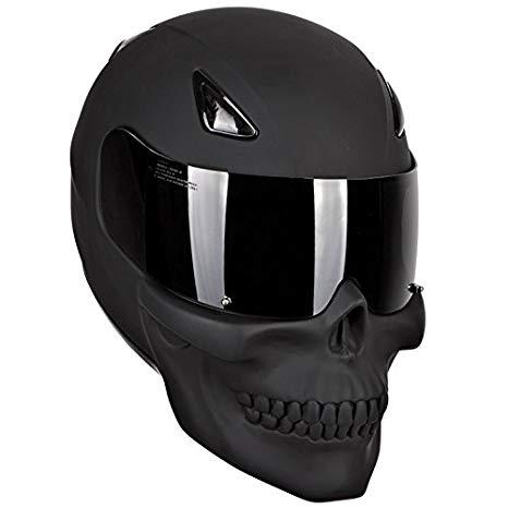 Casco moto Harley adulto retro anti collisione mesh cotone fodera caschi moto con occhiali Chopper Outdoor aperto faccia moto Caps Hat per motocross racing