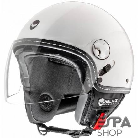 Origine Helmets Sprint Casco Unisex Adulti XS Bianco 54 cm