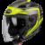 Casco moto modulare airoh