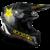 Casco motocross rockstar
