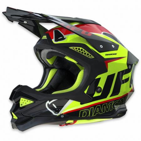 Shorkproof Off Road Casco integrale moto Caschi per adulti moto con visiera antivento anti-caduta di sicurezza tappi di motocross 23 colori